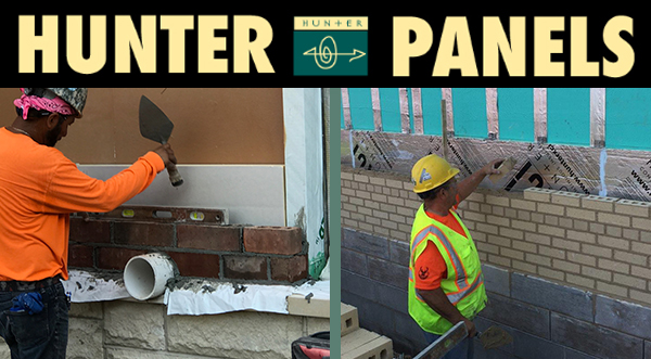 Hunter Panels Continuous Insulation